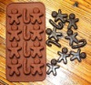silicone chocolate mould mold