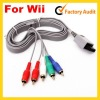 FOR Wii to 5RCA AV cable,1.8M, for games machine