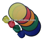 Colorful Nylon Foldable Frisbee