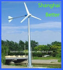 5KW Horizontal Axis Wind Turbine generator (On grid system)