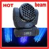 36PCS CREE 3W RGBW beam moving head light price (WLEDM-09-1)