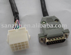 Servo power cable