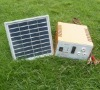 patened waterproof on/off grid mini project solar power system
