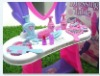 Cute Princess Music Dressing Table Unique Gift for Little Girls