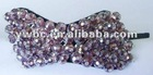 crystal bow headband hair jewellery on ebay (yw101008)