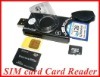 All in one SIM Card Reader