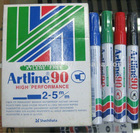 Artline 90 Permanent marker pen