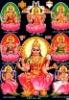 PP/PET 3d indian god photos for wall decoration
