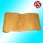 Non slip ice mat made of 100% Coconut shell fiber