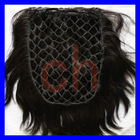 100% real indian remy human hair men's toupee