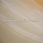 sparkle ivory organza fabric silk for wedding dress