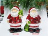 Christmas decoration, Santa Claus crafts, Christmas gift