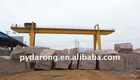 40Ton marble granite gantry crane for lifting stone