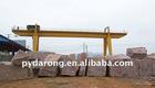 40Ton marble granite gantry crane for lifting stone