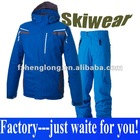 mens snow wear and skiwear