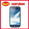 MT6577 Dual sim 5.5inch big touch screen smart mobile phone