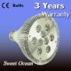 High Power LED PAR38 Light Fixtures