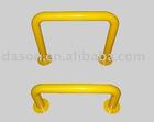 Road safety steel bollard