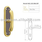 Metal windows handle,window locks
