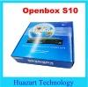In stock Original Openbox S10 HD CA+CI DVB-S & DVB-S2 FTA Satellite Receiver for worldwide