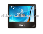 Ultra-thin 23.6 inch lcd media display,ipone 4 layout design