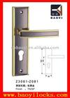 Zinc door hardware/door handle