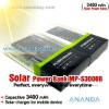 Promotion Solar power bank