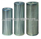 Stainless steel ammonia oil filter element