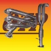 Hondaa Prelude H22A2 2.2 92-96 VTEC Stainless Steel Exhaust Header