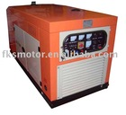 low noise diesel generator set