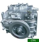 CTP5 tatsuno type gear pump with flow rated 45L/min -90L/min