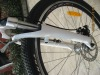 Electric bicycle moutain suspension fork