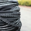 2ST GB Factory Textile Braided Hydraulic Hose With Fire-resistant