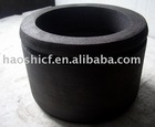 Rigid Graphite felt cylinder cover with CFC