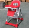 baby/child snack high chair with EN14988 approval