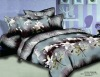 100%polyester super cheap bedding set