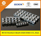 ANSI 60 durable triplex roller chain(12-3R)