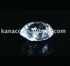 heart-shaped crystal candle holder(KANA-CH-49)