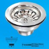 Stainless Steel Sink Strainer FTS-S303B