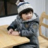 2012 korean style new arrival boys winter coats ,kid clothing, children wear
