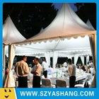 outdoor banquet tente reception