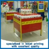 plastic acrylic advertising promotional table