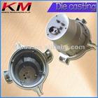 Home appliances shell aluminum die casting