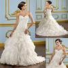 Charming arabic wedding dress 2012 (BS543)