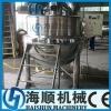 Agitator Jacketed Kettle with Escalator