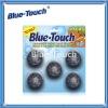 5pcs Durable Automatic Toilet Bowl Cleaner/ Blue Bubble