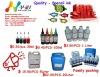 new! bulk dye ink for flatbed printer