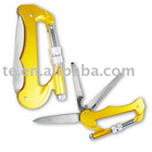 5 in 1 carabiner knife sets