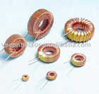 Toroid coil inductors,with magnet coil