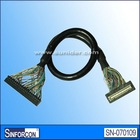 LVDS cable: DUPENT2.0-44P TO DF9-41P